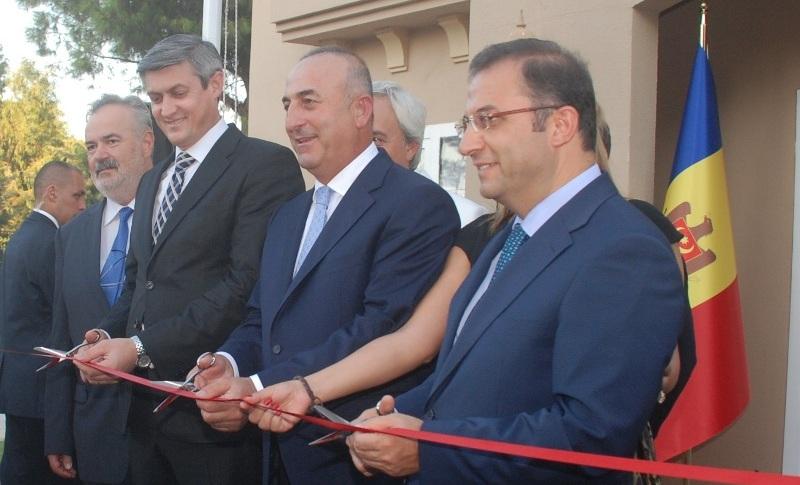 Moldova Cumhuriyeti Antalya Fahri Konsolosluğunun açılışı