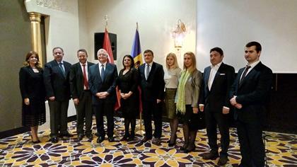 ''Sinematografik Moldova'' proje sunumu